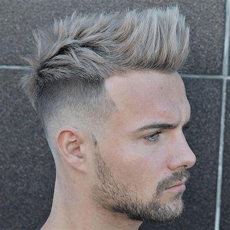 undercut frisur mann stylische frisuren