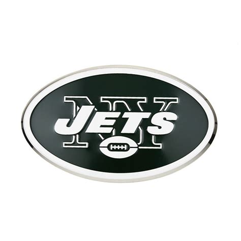 new york jets colors new york jets color emblem car or truck decal team promark