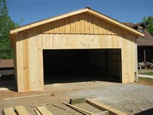 Garage Designs And Prices Oko Bi Saltbox Pole Barn Plans Here