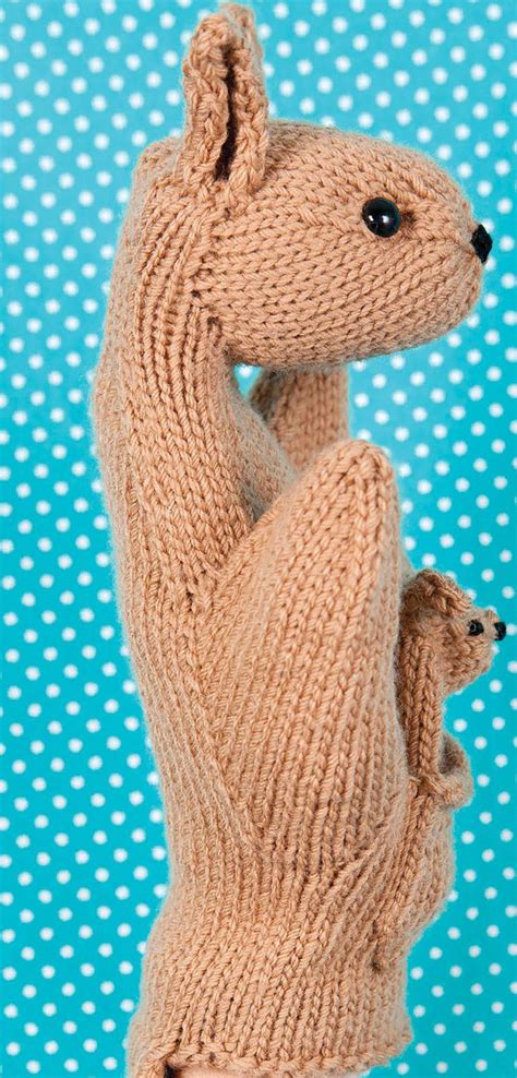 knitting abbreviations m1 puppets knitting patterns