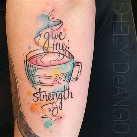 coffee tattoo 917 best images about my style on horseshoe