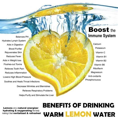 lemon water before bed what will happen if you drink warm lemon water in the morning