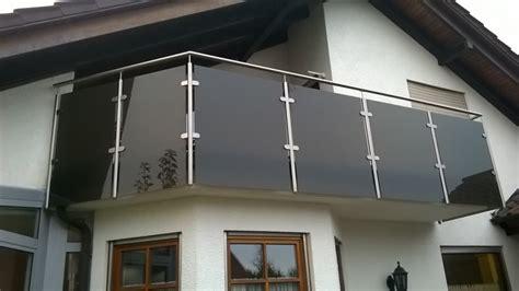kosten balkongeländer edelstahl balkongelnder edelstahl mit glas kosten heimdesign