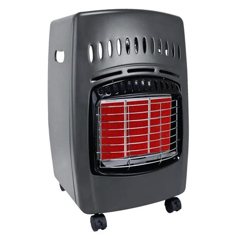 propane cabinet space heater portable indoor gas utility