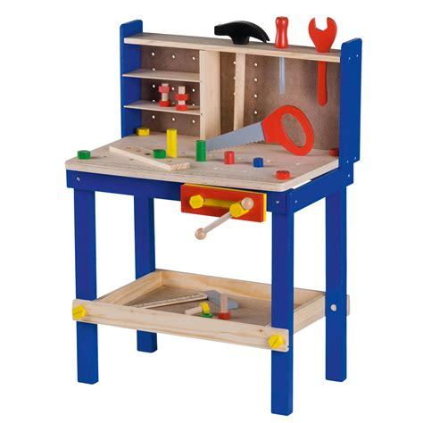 speelgoed werkbank houten werkbank online kopen lobbes nl