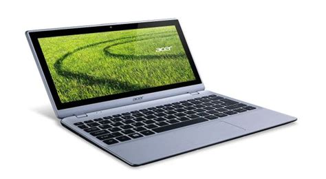 Laptop Acer Aspire Slim V5 122p elneesan moe pertama di indonesia acer hadirkan notebook slim touch