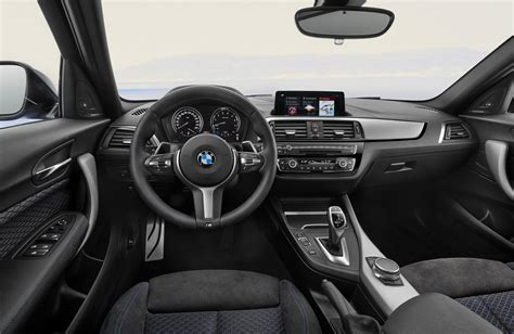 Interior Of Bmw 1 Series by 2018 Bmw 1 Series Refreshed With New Interior And More
