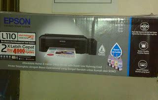 Ac Duduk Sanken jual printer epson l110 second essco shop