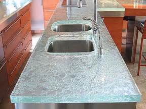 miscellaneous cost of recycled glass countertops granite