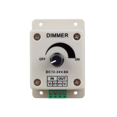 led lights flicker on dimmer pwm dimming controller for led lights ribbon strip 12