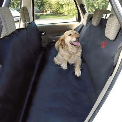 si鑒e auto pour chien housse de protection de la banquette arri 232 re achat