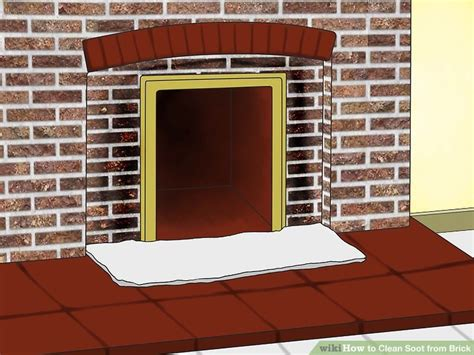 best way to clean brick fireplace fireplaces