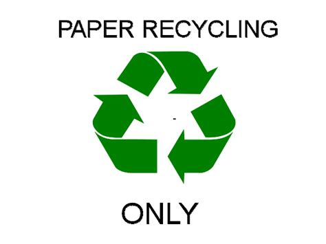 How To Make Money Recycling Paper - recycle logo for paper clipart best
