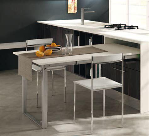 cucine con tavoli estraibili best cucine con tavolo a scomparsa images design ideas