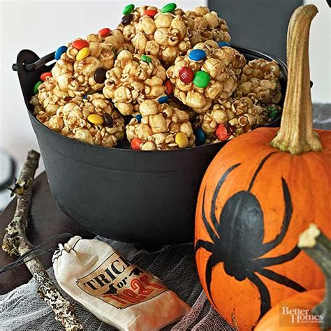 easy halloween treats kids can make