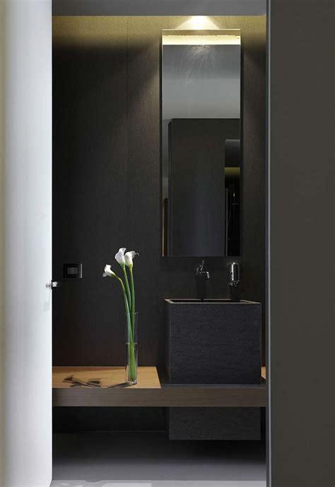 lavabo preto lavabo 60 fotos de decora 231 227 o e projetos de lavabos