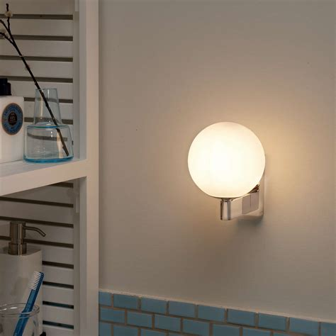 astro sagara bathroom wall light at lewis