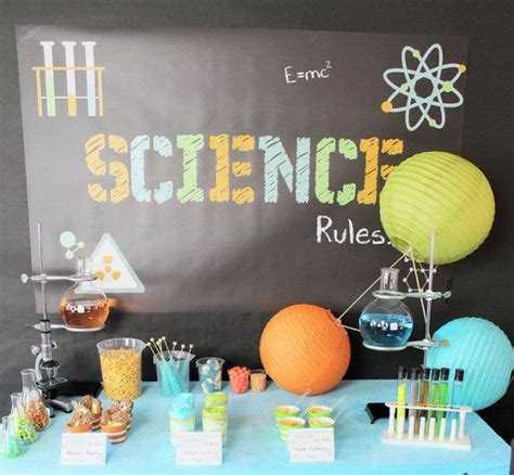 Science Lab Decorations by 1000 Ideas About Science Decorations On