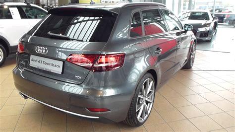 Audi A1 Sportback Daytonagrau by 2017 Audi A3 Sportback Tdi S Line Exterior Interior