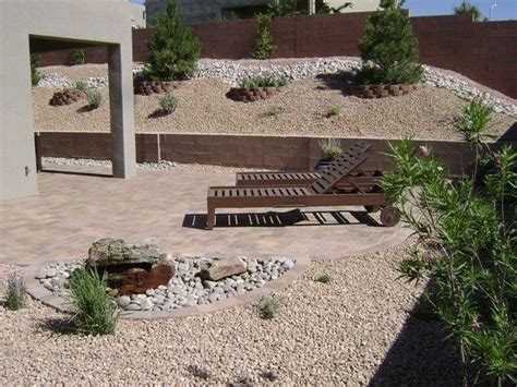 Desert Landscape Ideas For Backyards by 25 Best Ideas About Desert Backyard On Desert