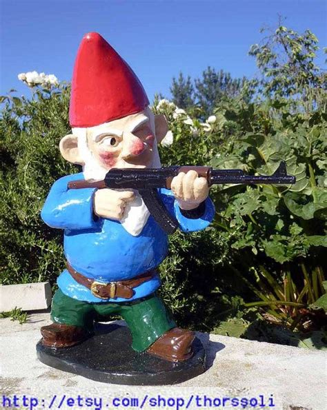garden gnomes with guns 52 best kabouters images on pinterest garden gnomes