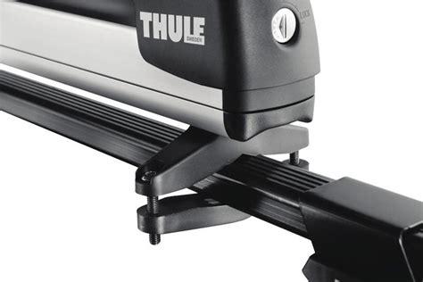 thule 91726 universal pull top 6 pair ski and