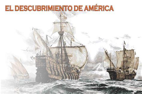 imagenes de barcos del descubrimiento de america resumen del descubrimiento de america nuevas rutas