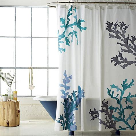 Coral reef shower curtain jpg