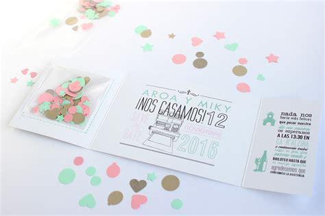 como imprimir tarjetas de invitacion en fotos hermanas bolena c 211 mo hacer invitaciones de boda