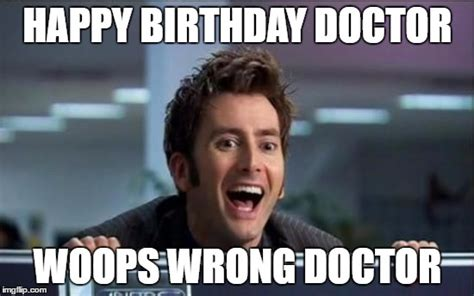 Doctor Who Birthday Meme - doctor who imgflip