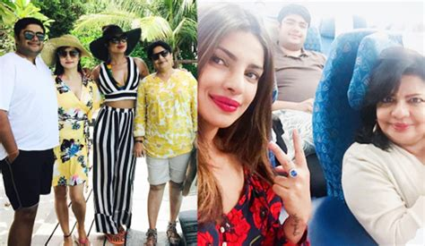 priyanka chopra birthday party 2017 priyanka chopra celebrates her 35th birthday with family