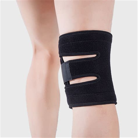 Elastic Knee Support Bodyscuplture adjustable sports elastic knee support brace guard injury relief sale rc toys