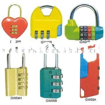 Lock Lock Gift Set Isi 4pcs keyed alike padlock set w master key for sale price