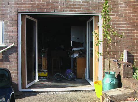 replacing a garage door replace garage door with french doors smalltowndjs com