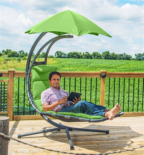 Zero Gravity Hammock Chair by 26 Things Every Lazy Person Needs This Summer