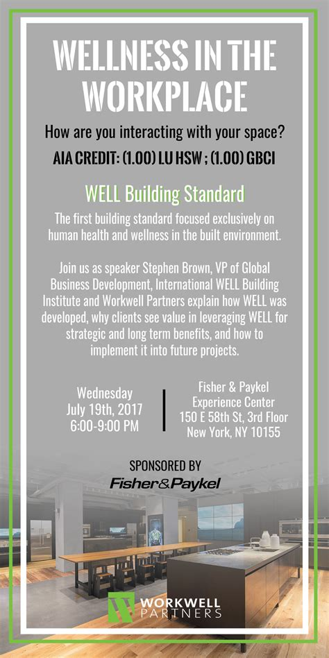 blogger events 2017 wellness in the workplace with workwell partners