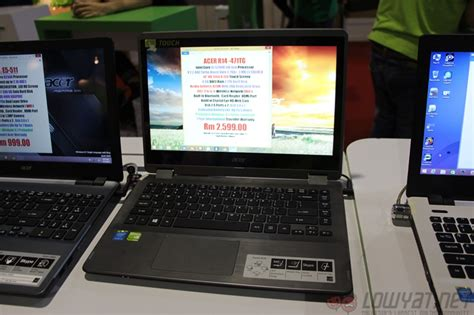 Laptop Acer Ringgit Malaysia acer laptops with 5th generation intel processors now available in malaysia lowyat net