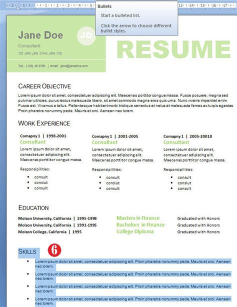 ba sle resume 17 best images about bio resume ideas on