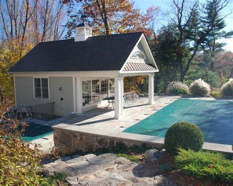 simple pool house rustic farmhouse design ideas with simple architecture