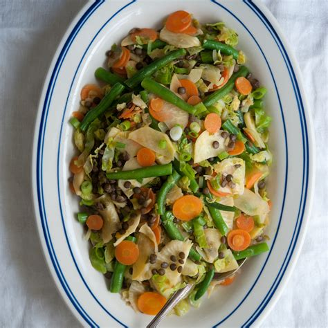 vegetables stir fry five vegetable stir fry with lentils recipe from