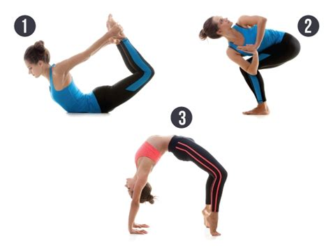 3 poses to eliminate back diet fitness