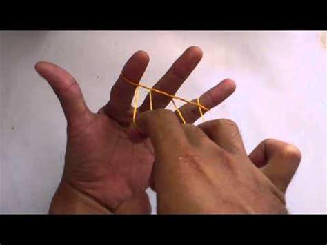 vidio membuat gelang dari karet cara membuat pistol karet gelang gun jari doovi
