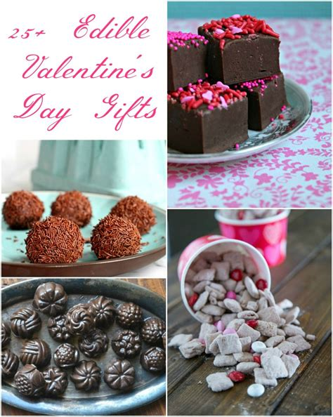 edible valentines 25 edible s day gifts cooking with books