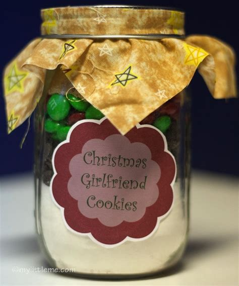 homemade diy christmas jar gifts