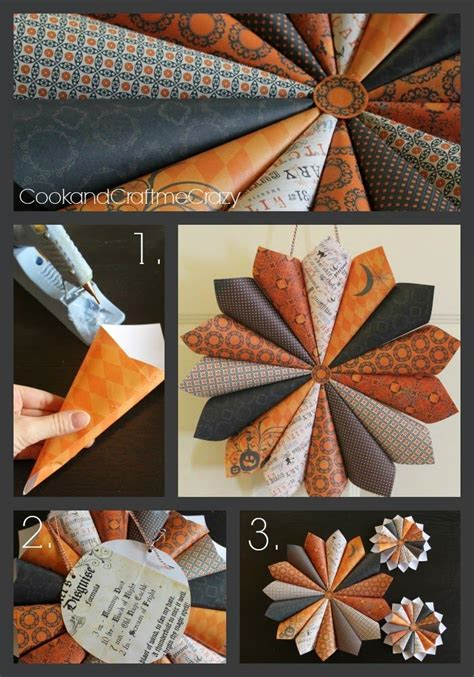 scrapbook paper crafts ideas best 25 paper wreaths ideas on flowers with
