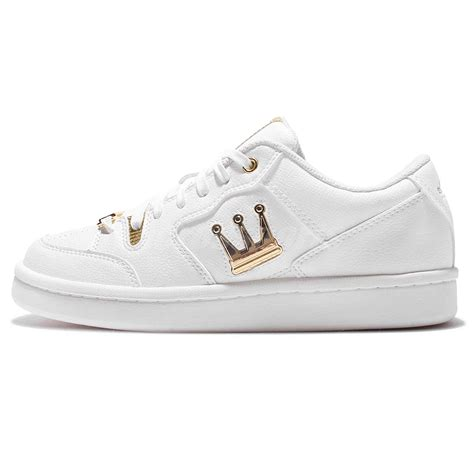 dada supreme dada supreme caller white gold womens basketball