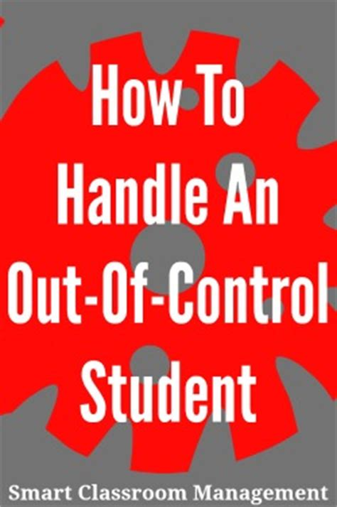 Curtain Tips by How To Handle An Out Of Control Student Smart Classroom