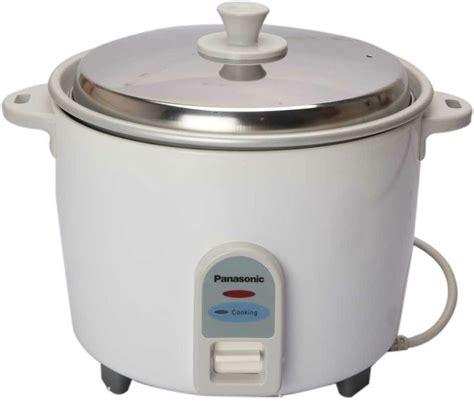 Rice Cooker Panasonic Sr Df181wsr panasonic sr wa 10 electric rice cooker price in india