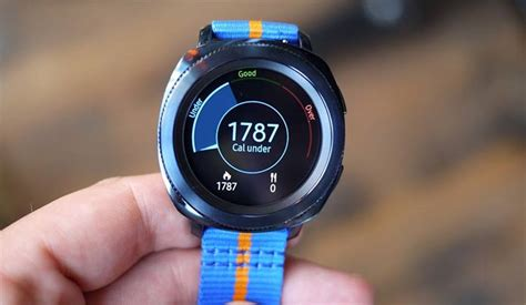 Smartwatch Samsung Gear Sport best smartwatch 2018 reviewed