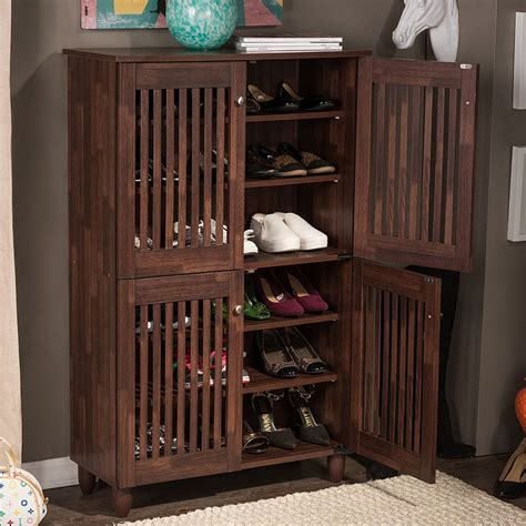 entry shoe storage shoe storage entryway door wood stabbedinback foyer